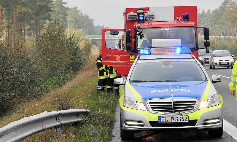 Autobahnpolizei Blaullicht 2