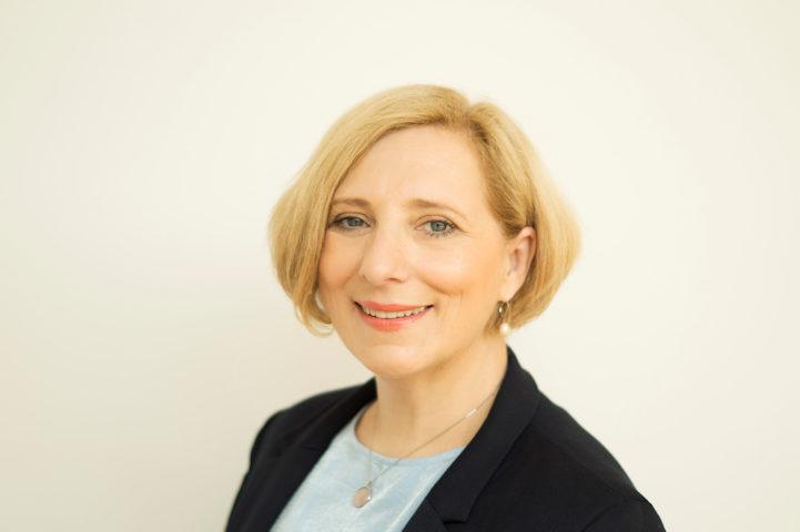 Dr. Daniela De Ridder Portrait