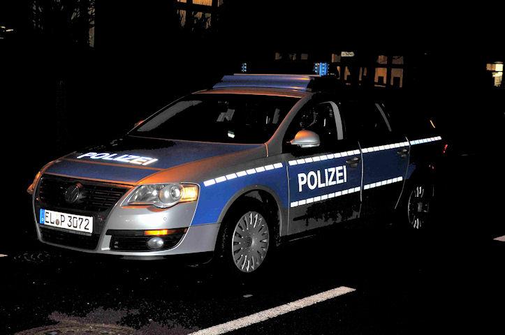 Polizeifahrzeug 6